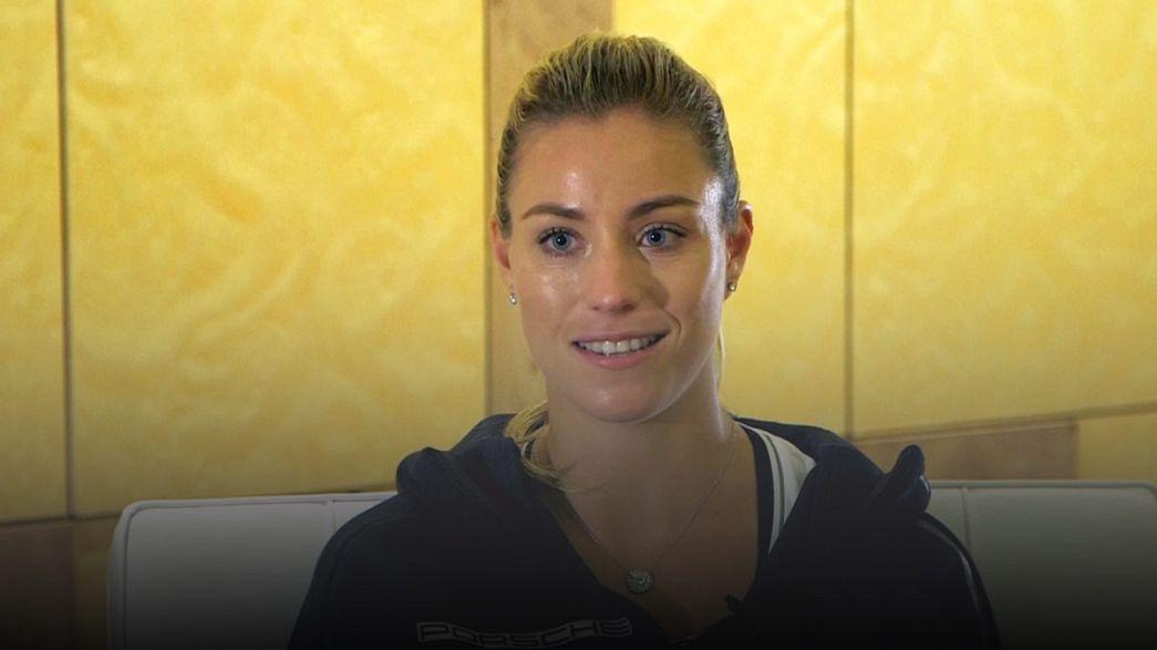 Τένις: Η νέα κορυφαία τενίστρια του κόσμου ακούει στο όνομα Αντζελίκ Κέρμπερ