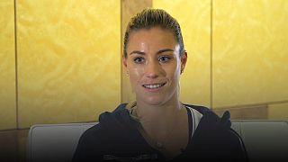 Weltranglistenerste Angelique Kerber geht entspannt in die WTA Finals