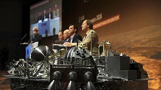 European Space Agency hails its ExoMars mission