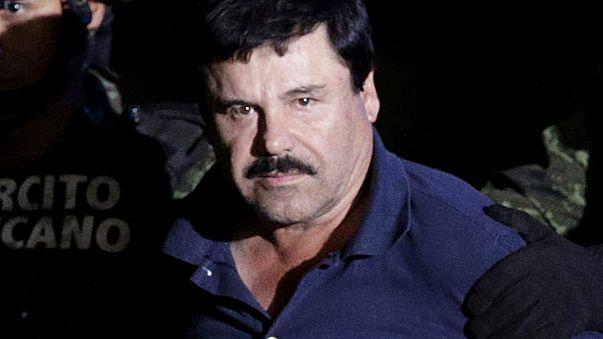 "Mexiko: Drogenboss ""El Chapo"" soll an die USA ausgeliefert werden"