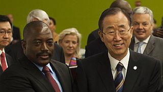 DRC dialogue consensus: Ki-moon commends Edem Kodjo