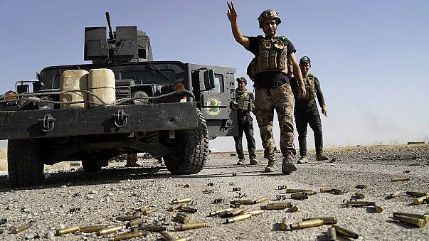 Ирак: ИГИЛ сдает позиции на подступах к Мосулу