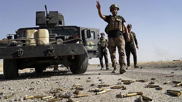 Las fuerzas iraquíes y kurdas ganan posiciones en los frentes abiertos en torno a Mosul