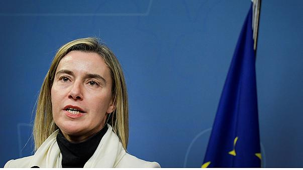 Mogherini: eredményesen csökkentettük a migrációt