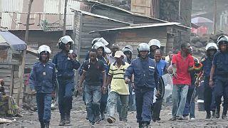 "RD Congo : ""ville morte"" anti-Kabila à Goma [no comment]"
