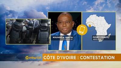Dissent over Ivory Coast's draft constitution [The Morning Call]