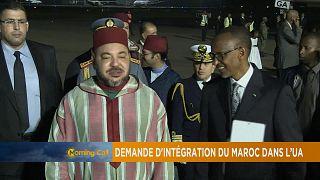 Maroc : demande d'intégration dans l'Union africaine [The Morning Call]