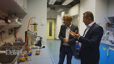 نقش کارآفرینان اروپایی در تحقیقات داروسازی