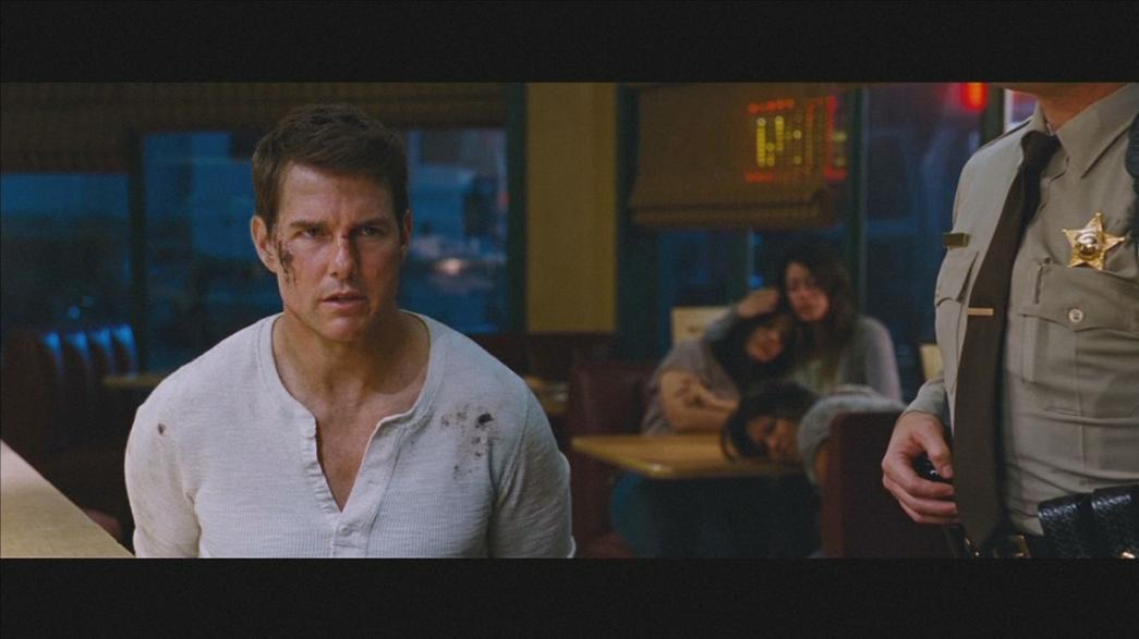Tom Cruise is back as Jack Reacher