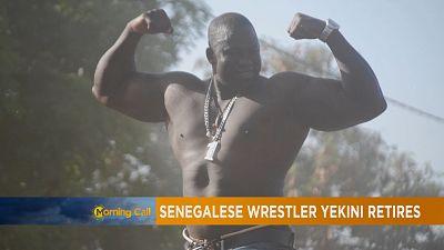Focus sur le lutteur Yékini et sur Didier Drogba [The Morning Call]