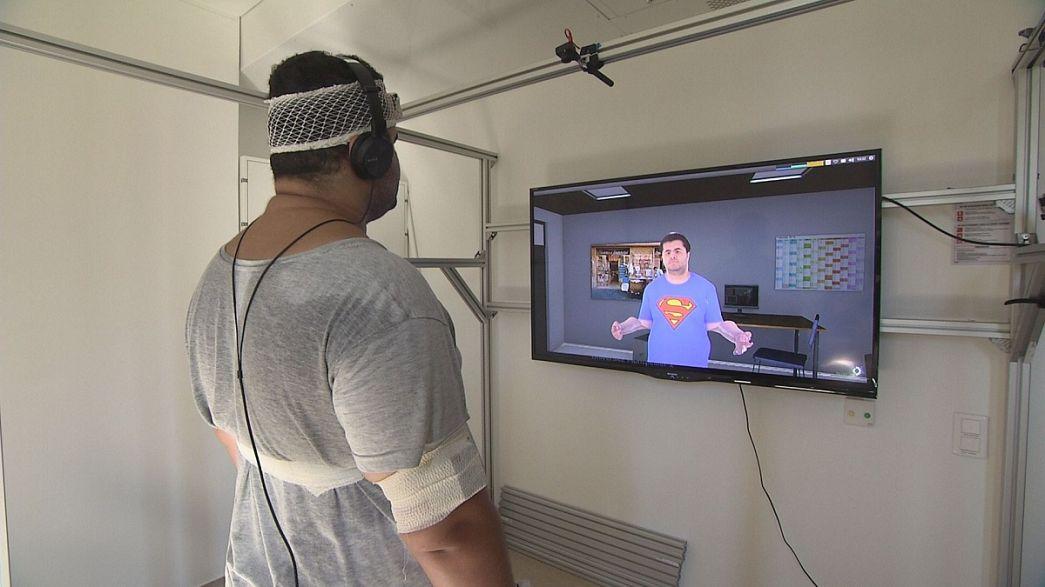Schizophrénie : la réalité virtuelle pour aider les patients
