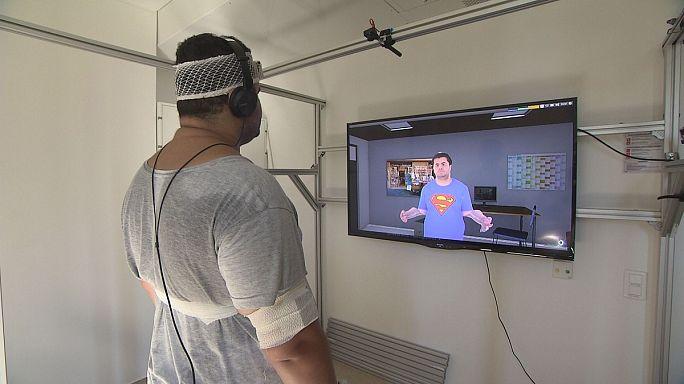 Şizofreni hastalarına avatar tedavisi