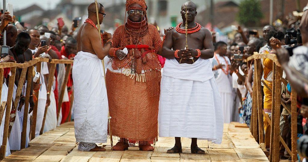 New king for Nigeria's Benin kingdom | Africanews