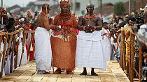 New king for Nigeria's Benin kingdom