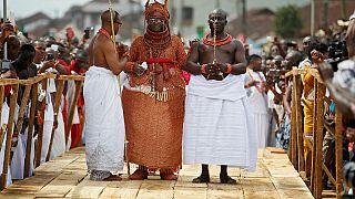 Nigeria : Ewuare II, le nouveau maître du royaume de Benin