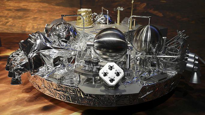 Mission ExoMars nur ein Teilerfolg