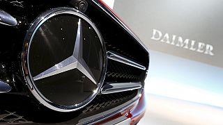 Daimler gana menos hasta septiembre por la caída de ventas de camiones y autobuses
