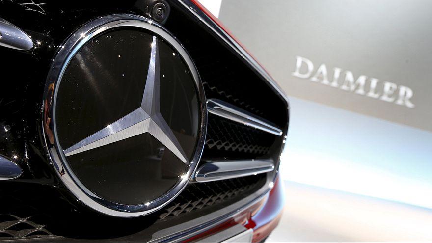 Daimler recule en bourse malgré un bon trimestre