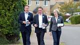 UK: Conservative Party holds on to David Cameron's vacant seat in parliament