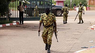 Coup attempt foiled in Burkina Faso, government announces