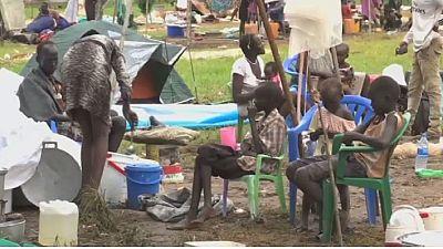 Plus de 54.000 réfugiés sud-soudanais en RDC