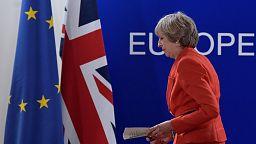 """Theresa May, en Bruselas: """"Si colaboramos podremos construir una poderosa relación"""""""