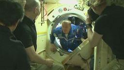 Una nueva tripulación llega a la Estación Espacial Internacional
