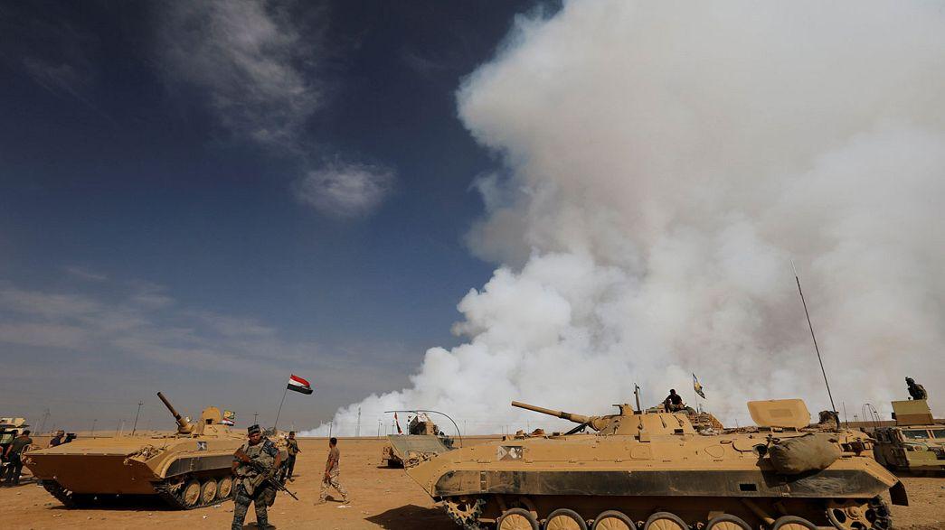Багдад: нападение на Киркук джихадистов - это диверсия