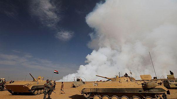 IS überfällt Kirkuk