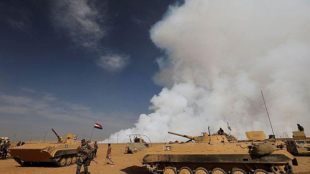 Las tropas kurdo-iraquíes repelen el ataque del Dáesh en Kirkuk