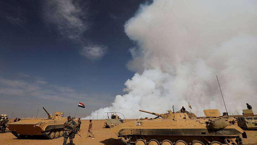 Gunbattles rage in Iraqi city of Kirkuk after ISIL attack