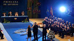 La fuerza de la palabra, las ideas y la investigación en los Premios Princesa de Asturias