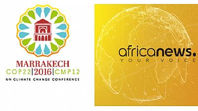 Africanews to offer special coverage of COP22 in Morocco - on TV and online