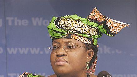 Asian bank appoints Nigeria's Okonjo-Iweala to advisory panel