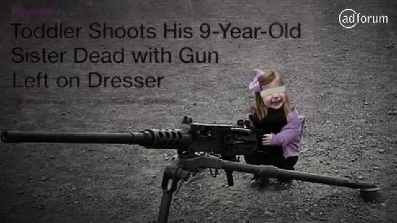Toddlers Kill (The Brady Campaign)