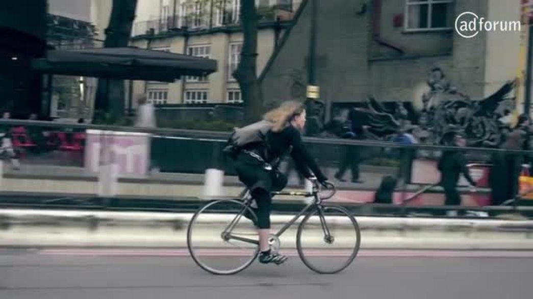 Improving London cycling (Hövding)