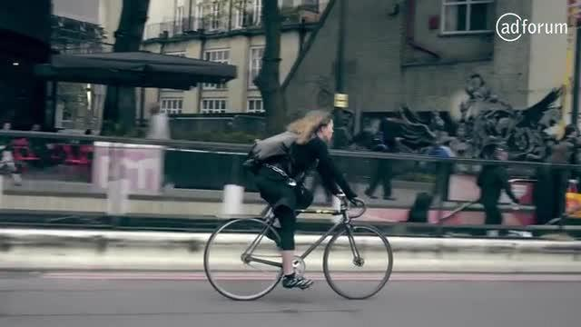 Improving London cycling (Hövding)