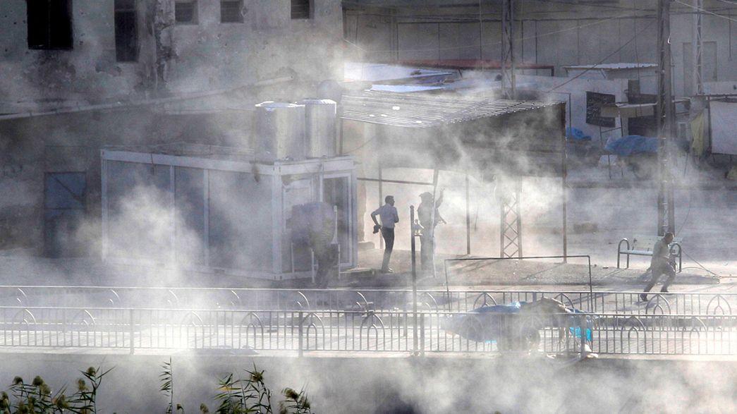 Irak : combats à Kirkouk, poursuite de l'offensive de l'armée vers Mossoul