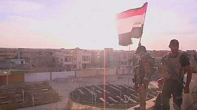 Gunbattles rage in the Iraqi city of Kirkuk after ISIL attack