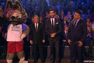 Russia chooses wolf Zabivaka as World Cup 2018 mascot