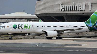 Congo-Brazzaville : une dette cloue au sol les avions d'ECAir