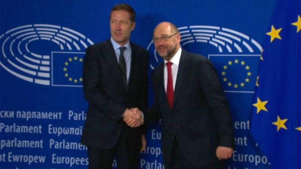پارلمان اروپا در پی جلب نظر منطقه والونی بلژیک به پیمان ستا