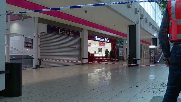 Бельгия: паника из-за стрельбы в торговом центре