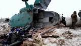 19 killed in Russian helicopter crash