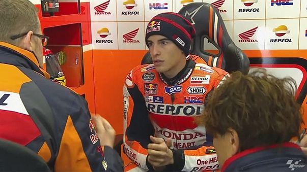 Moto GP Avustralya: Dünya Şampiyonu Marquez yine pole pozisyonda