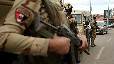 Senior Egyptian military official killed near Cairo