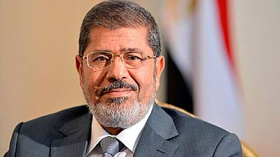 An Egyptian court upheld a 20 year jail sentence against Mohamed Morsi