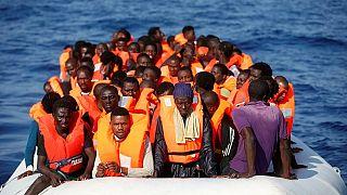 Italy: près de 4000 migrants secourus en deux jours