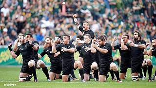 Ragbi: All Blacks'ten bir rekor daha