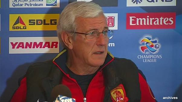 Lippi comes out of retirement to coach China